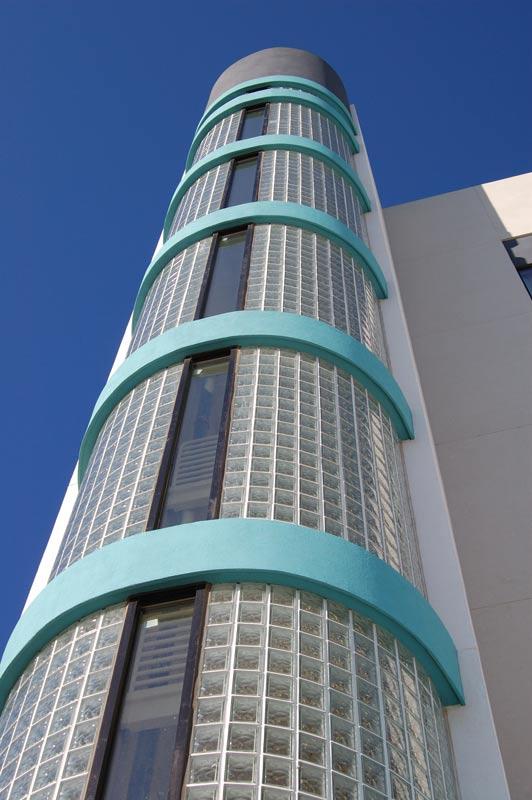 Glass-Block-Construction-by-Beaty-Masonry-Route-66