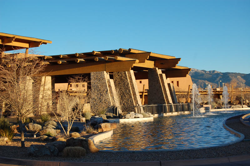 Natural-Stone-Veneer-Construction-by-Beaty-Sandia-Resort